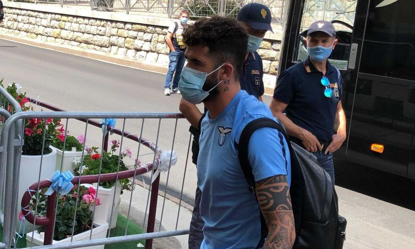 Scandal uriaș la Lazio! Ultrașii au vrut să îl atace pe Elseid Hysaj