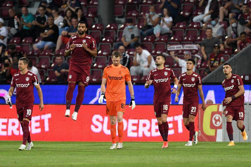 Marius Bilașco, oficialul lui CFR Cluj, a găsit câteva probleme înainte de prima manșă din turul al doilea preliminar Champions League, contra campioanei din Gibraltar, Lincoln Red Imps.