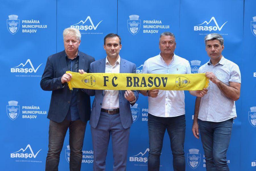 Ioan Mărginean și Ilie Stan, prezentați oficial în Liga 2 » Au la dispoziție 1,5 milioane de euro pentru promovare