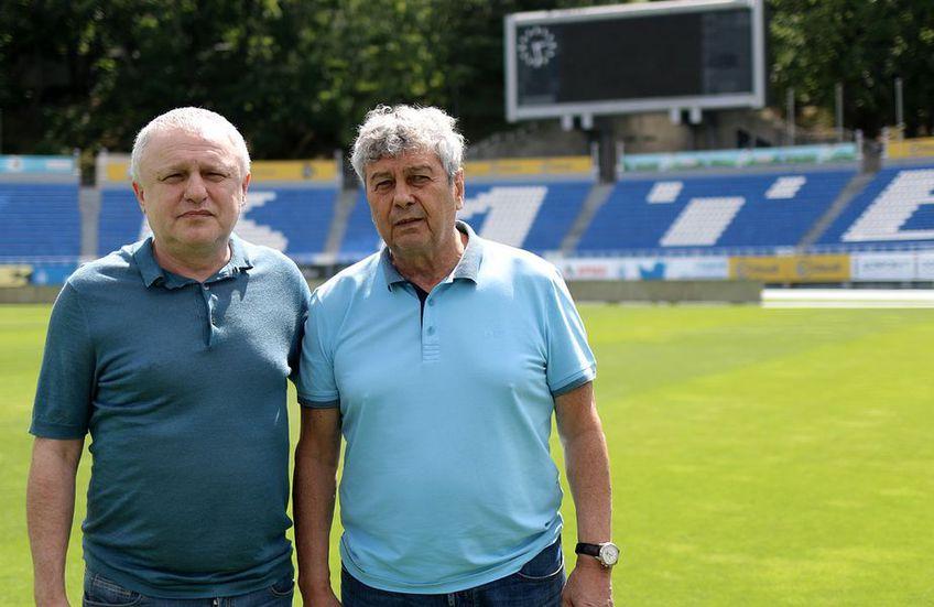 Dinamo Kiev, formația antrenată de Mircea Lucescu, s-a impus aseară, 3-1 cu Lvov. Patronul Igor Surkis a avut o intervenție în presa din Ucraina, în care a anunțat că toate resursele trebuie să fie folosite pentru accederea în grupele Ligii Campionilor.