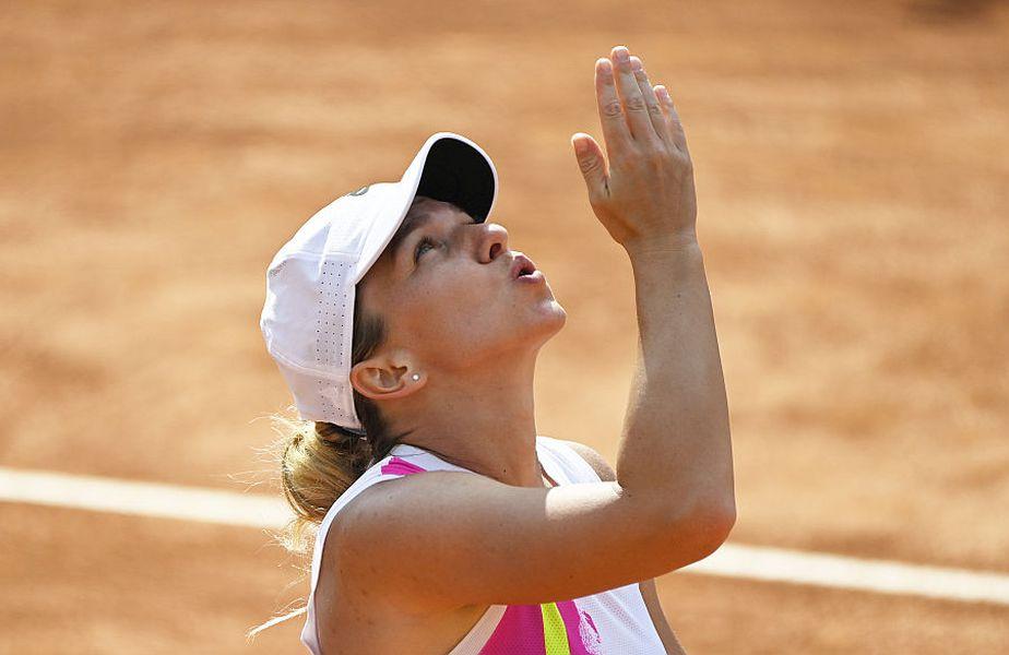 Simona Halep e în finala de la Roma // FOTO: Guliver/GettyImages