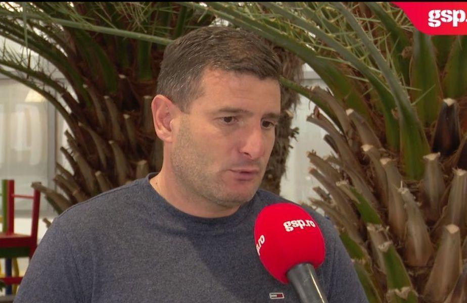 Laszlo Balint, antrenorul celor de la UTA Arad, și-a criticat echipa