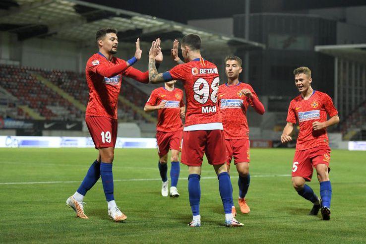 FCSB - FC Argeș. foto: Raed Krishan (GSP)