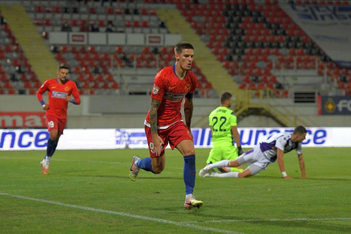 FCSB - FC ARGEȘ