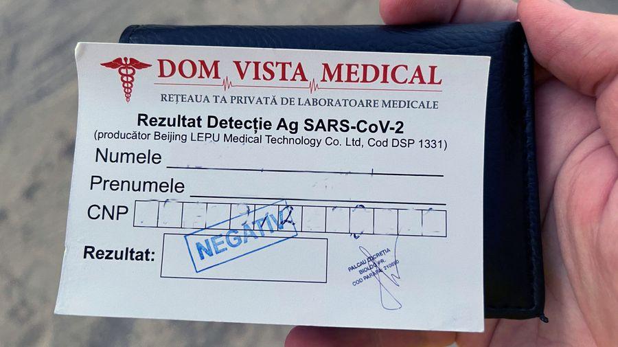 """Semne de întrebare legate de testele COVID făcute fanilor » Raed Arafat, pentru GSP: """"Clinicile sunt obligate să dea adeverințe!"""""""
