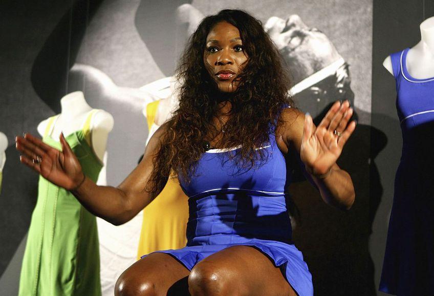 Serena Williams // foto: Imago