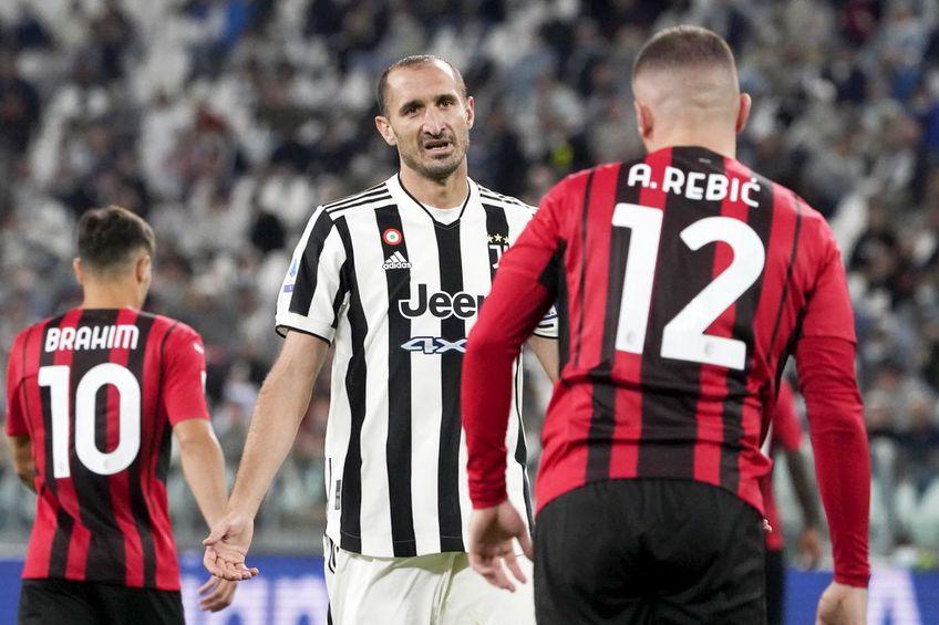 Juventus a remizat cu AC Milan, scor 1-1 // foto: Guliver/gettyimages