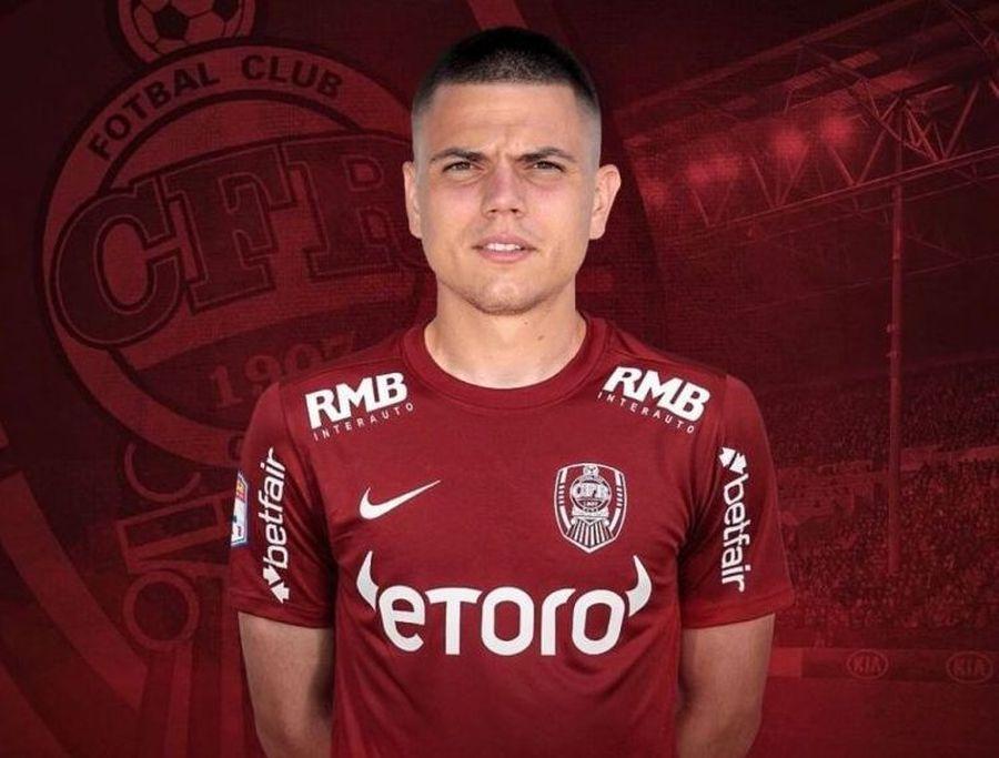 L-a trimis în Liga 3 » GSP a aflat decizia lui Dan Petrescu în cazul ultimului transfer bifat de CFR