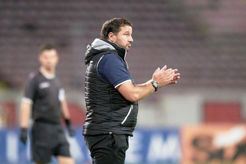 Marius Croitoru (40 de ani) admite că ar putea pleca de la FC Botoșani în vară și că ar putea prelua altă formație din Liga 1.