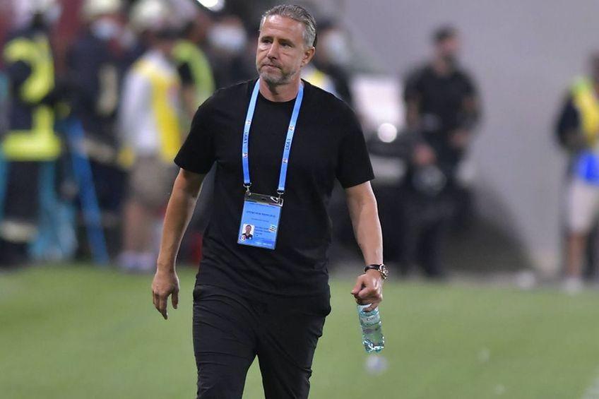 CFR Cluj a învins-o pe CS Universitatea Craiova, scor 1-0, în ultimul meci al rundei #9 din Liga 1. Laurențiu Reghecampf, antrenorul oltenilor, e dezamăgit de evoluția jucătorilor lui.