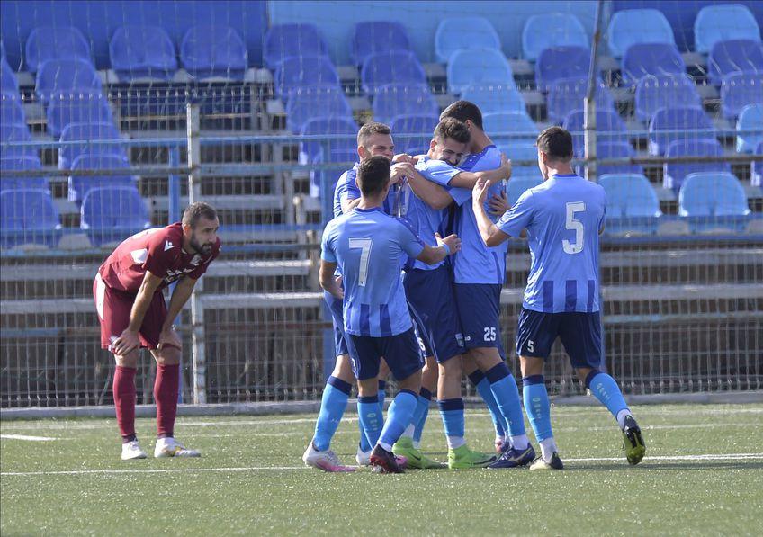 Andrei Erimia, antrenorul echipei din Liga 3, a dezvăluit că media salarială a clubului său este de 1.000 lei/lună.