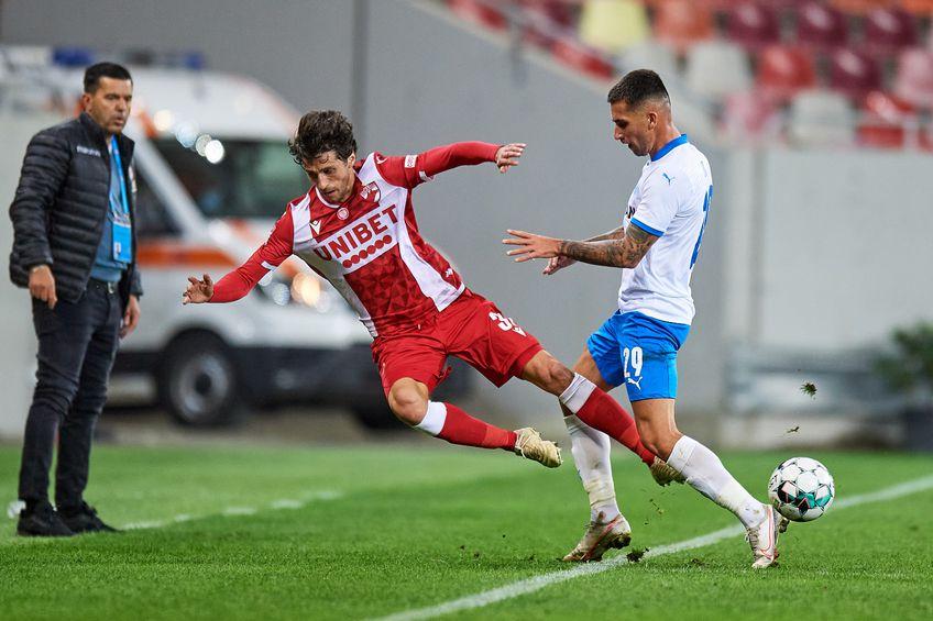 Cosmin Contra (44 de ani) are parte de sprijin total din partea fanilor-acționari de la Dinamo.