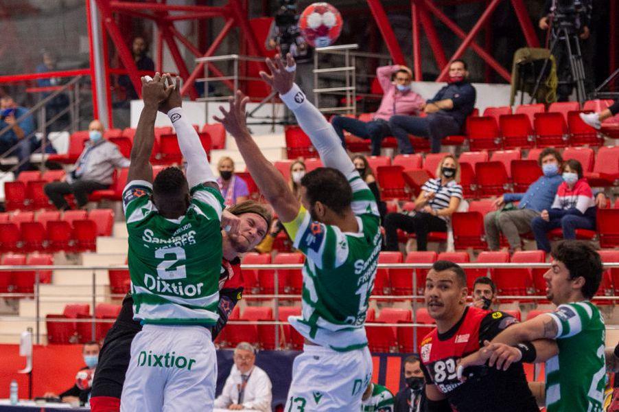 Dinamo - Sporting Lisabona // EHF European League 20/21