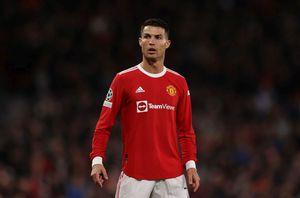L-au enervat pe Ronaldo! Reacție nervoasă după 30 de minute horror în Ligă