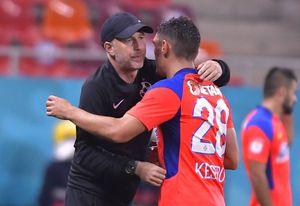 """""""Gigi Becali crede că ia titlul singur"""" » Doar contractul-beton îl mai ține pe Edi Iordănescu la FCSB"""
