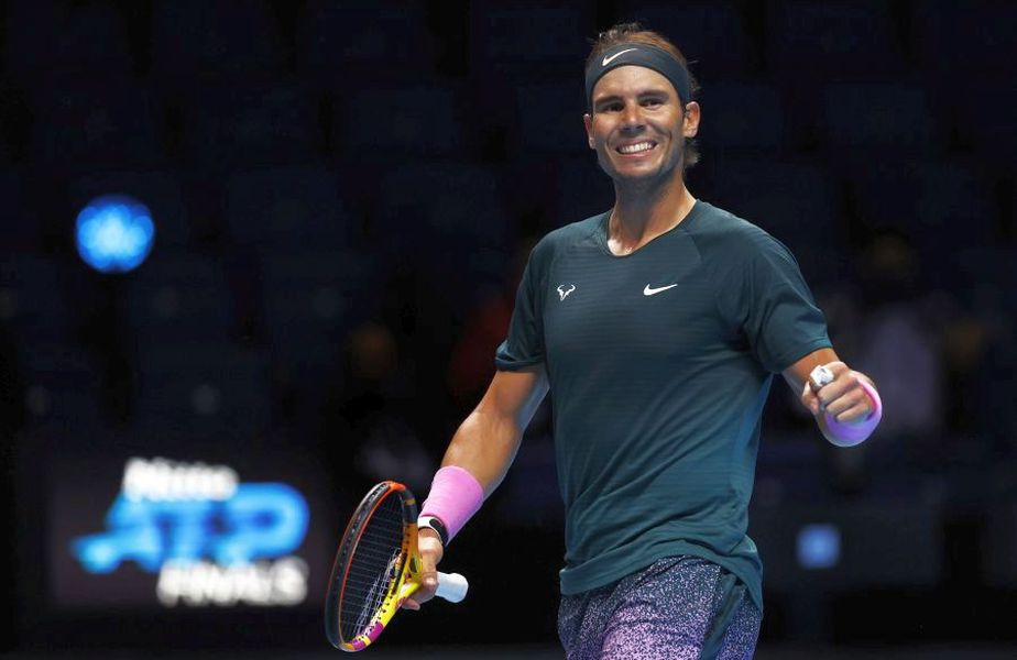 Rafael Nadal. foto: Guliver/Getty Images