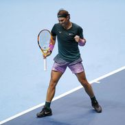 Rafael Nadal - Stefanos Tsitsipas. foto: Guliver/Getty Images