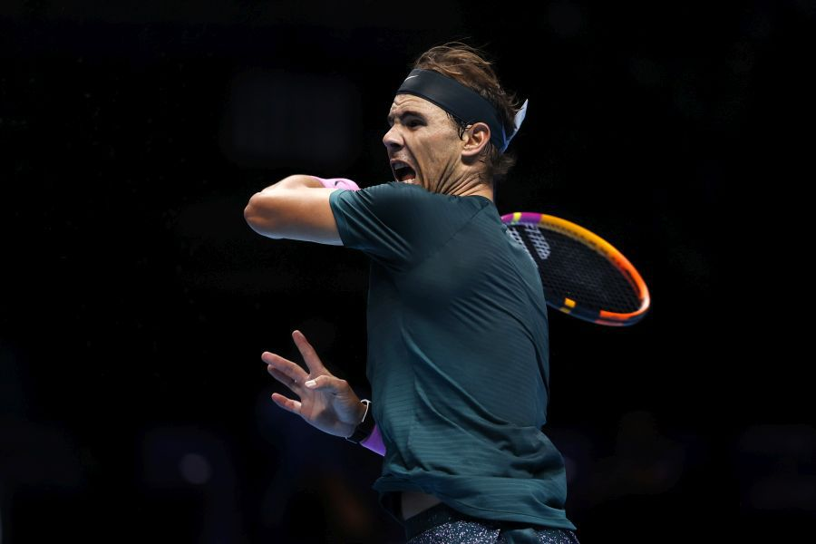 Rafael Nadal - Stefanos Tsitsipas, Turneul Campionilor