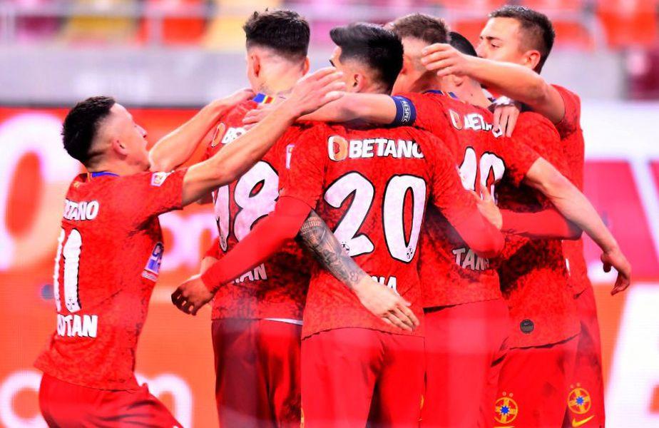 Inter Milano a avut un scouter la meciul naționalei de tineret cu Danemarca, 1-1, pentru a-l urmări pe Olimpiu Moruțan, mijlocașul ofensiv de la FCSB