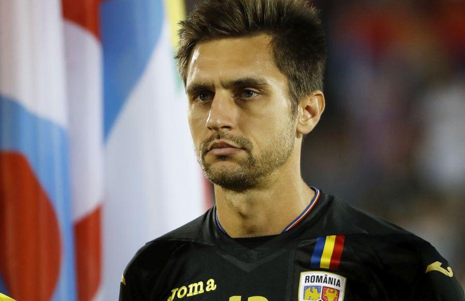 Ciprian Tătărușanu și-a anunțat retragerea de la prima reprezentativă. foto: Guliver/Getty Images