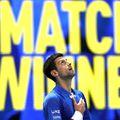 Novak Djokovic. foto: Guliver/Getty Images