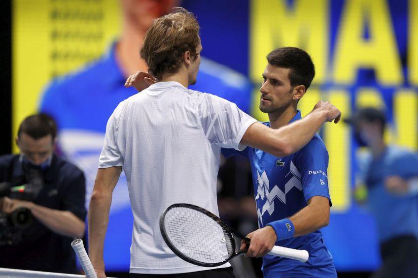 Djokovic despre acuzațiile la adresa lui Zverev