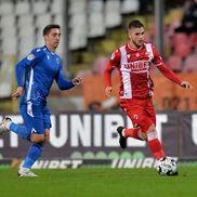 Dinamo - FC Voluntari. Sursă foto: Cristi Preda