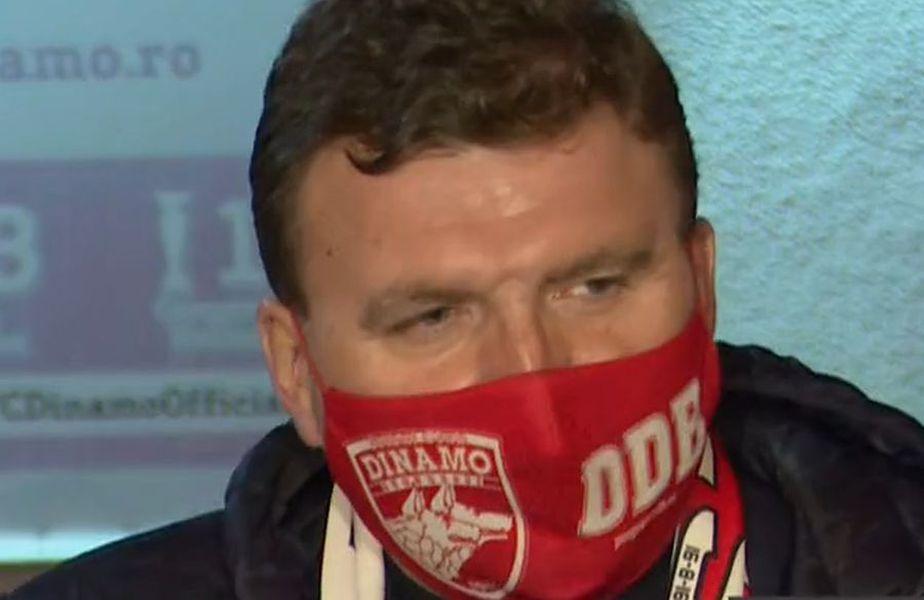 Dorin Șerdean ocupă funcția de președinte executiv al lui Dinamo / Captură GSP Live