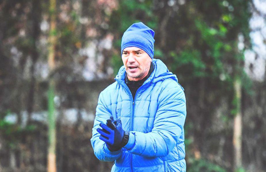 Poli Iași s-a impus în deplasarea de la Hermannstadt, scor 1-0. Antrenorul Daniel Pancu (43 de ani) consideră că a obținut maximum posibil în această perioadă.