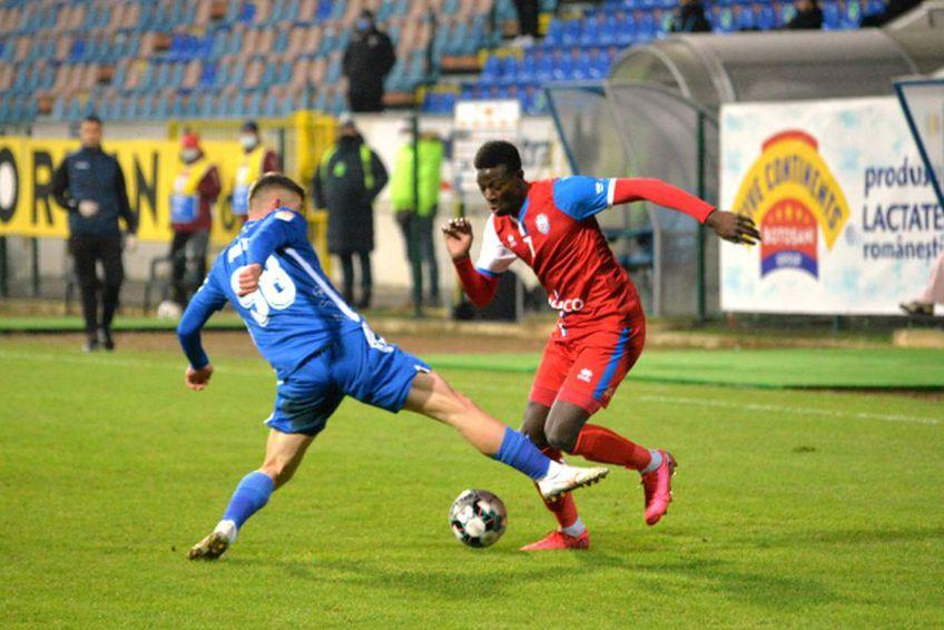 FC Botoșani - FC Voluntari, liveTEXT