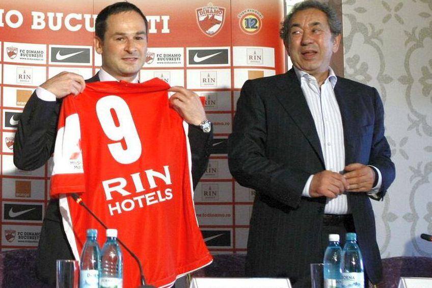 După ce i-a predat un club muribund lui Negoiță, Nicolae Badea ar putea reveni acum cu imaginea de salvator