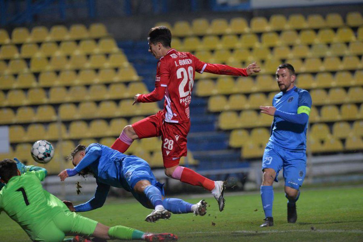 Academica Clinceni - Dinamo 1-1. VIDEO + FOTO Pe mâna spaniolului » Dinamo a ratat șansa de a se apropia real de play-off, după ce a condus la Călărași. Clasamentul acum