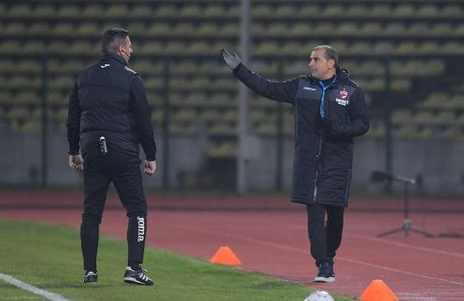 Academica Clinceni și Dinamo au remizat, scor 1-1, în ultimul lor meci de Liga 1 din anul 2020. Antrenorul Ionel Gane (49 de ani) așteaptă ședința de mâine, pentru a-și decide viitorul.