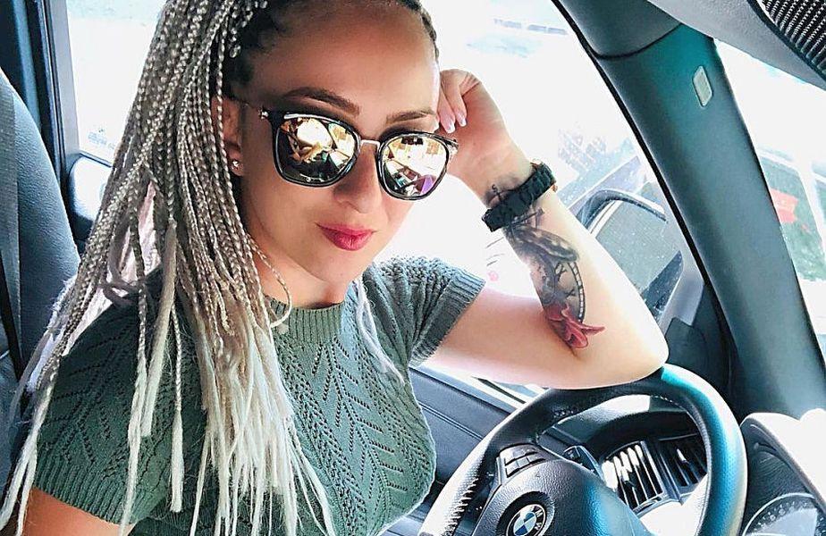Adriana Oltean (28 de ani) este o româncă ce trăiește în Spania și este șoferiță de TIR.