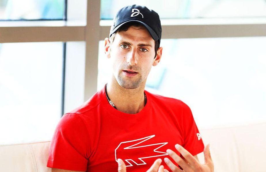 Novak Djokovic // foto: Imago