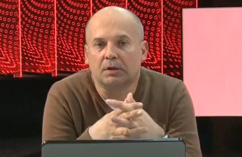 Radu Banciu a comentat într-un stil dur partida Viitorul - FCSB