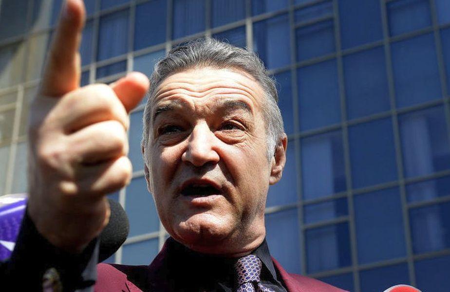 Gigi Becali, criticat de Janos Szekely la GSP LIVE