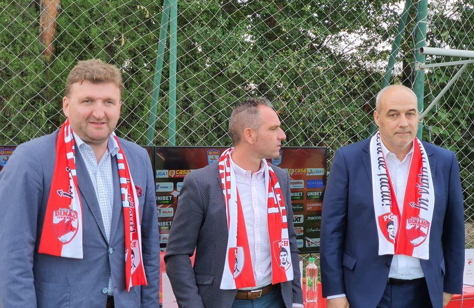 Dorin Șerdean, alături de Cortaero și Alex Couto