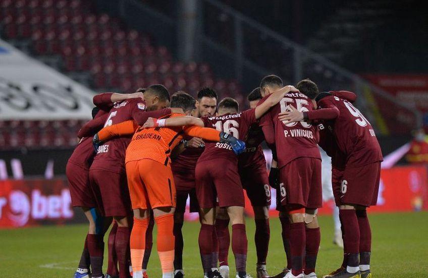 CFR Cluj s-a despărțit de Jakub Vojtus
