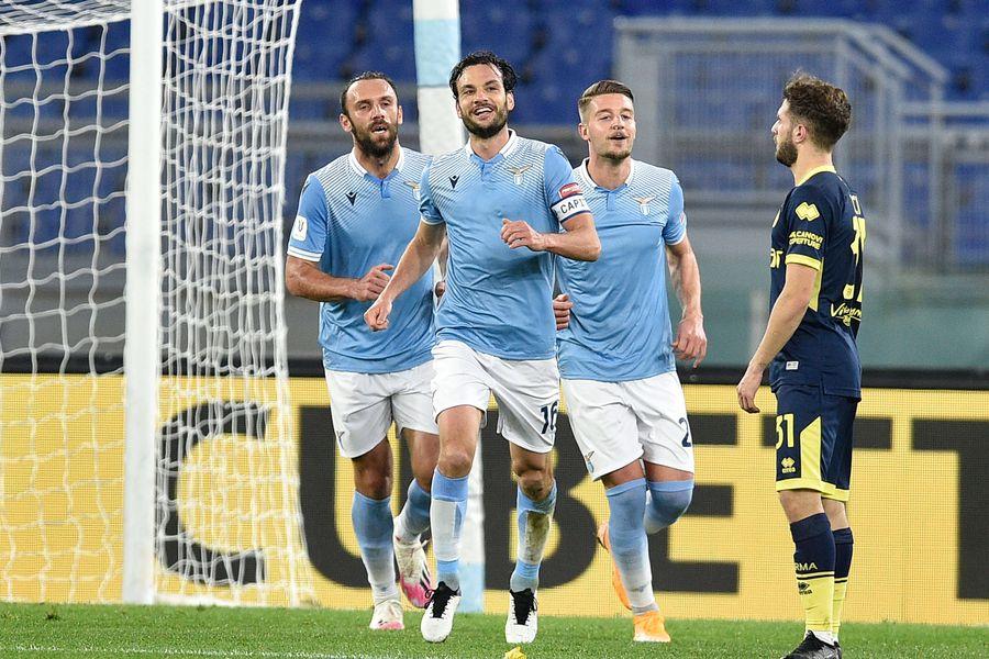 Lazio - Parma, Cupa Italiei / FOTO: Imago-Images