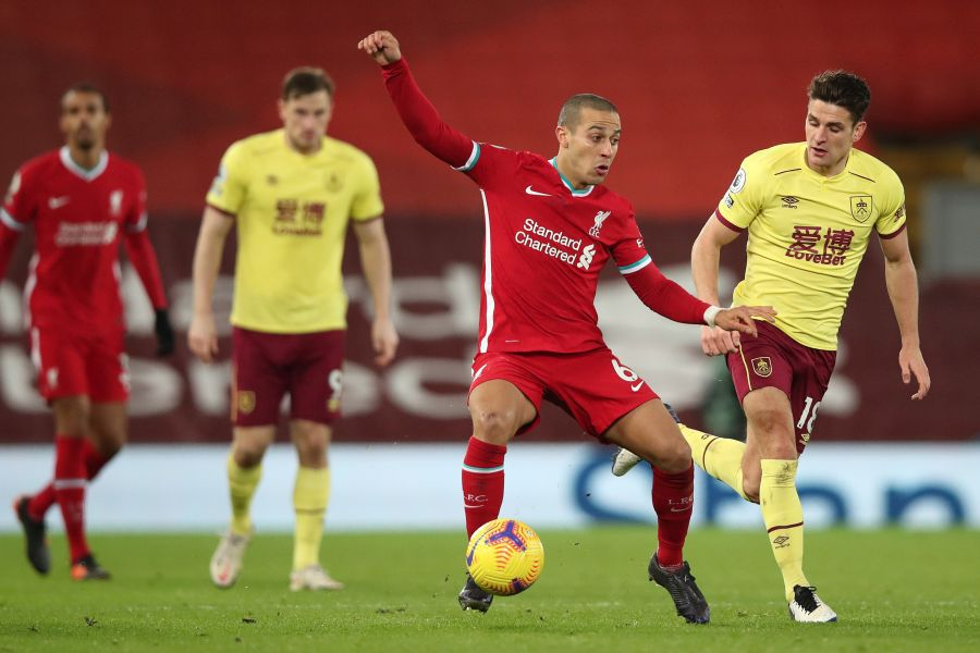 Liverpool - Burnley 0-1 (21 ianuarie 2021)