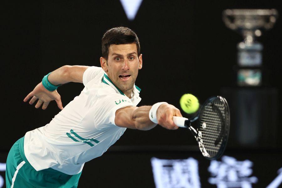 Novak Djokovic - Daniil Medvedev, finala Australian Open
