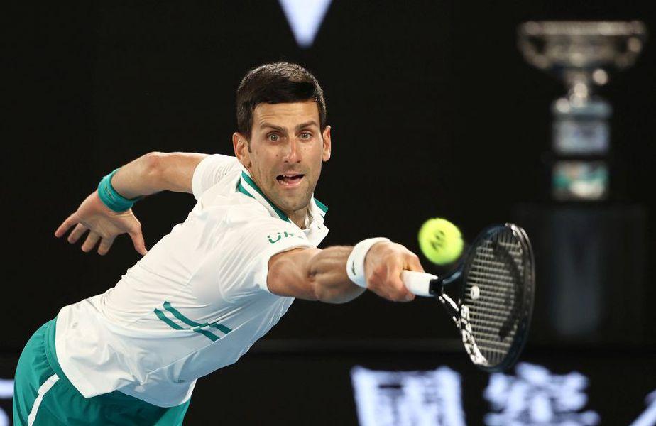 Victoria lui Novak Djokovic în fața lui Daniil Medvedev cu 7-5, 6-2, 6-2 i-a întărit statutul de rege la Australian Open. Sârbul s-a impus pentru a noua oară aici.