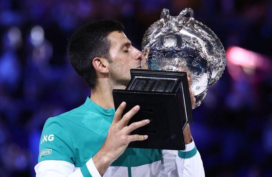 Novak Djokovic - Daniil Medvedev, finala Australian Open 2021, LIVE pe GSP.ro @Getty