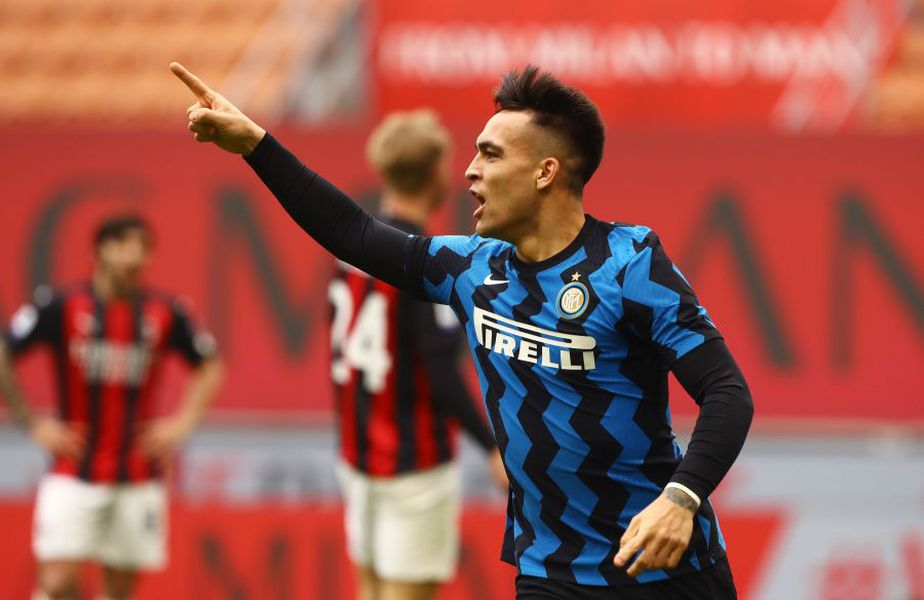 AC Milan - Inter // FOTO: Guliver/GettyImages