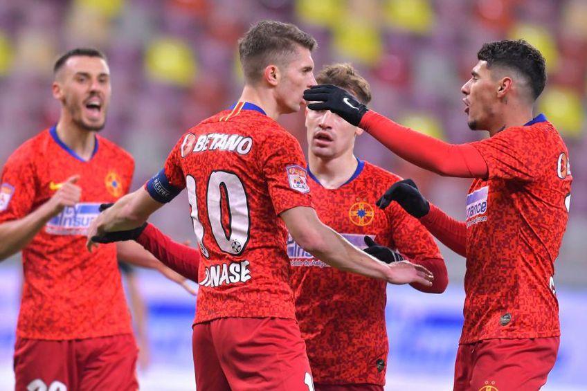 Florin Tănase vrea să facă pasul în străinătate  | FOTO: Facebook @FCSB