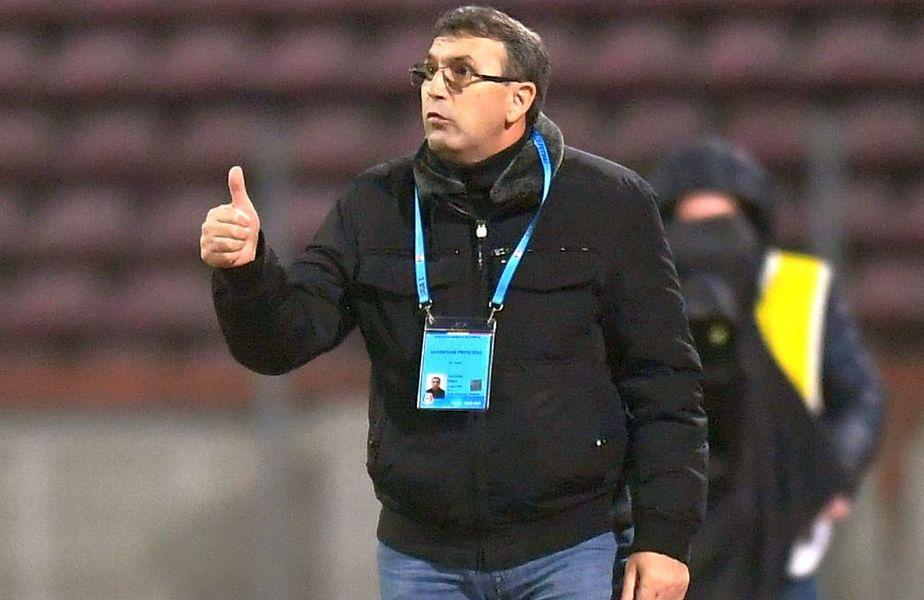 Eugen Neagoe (53 de ani) a primit asigurări că echipa va merge mai departe și după condamnarea patronului Ioan Niculae (66 de ani).