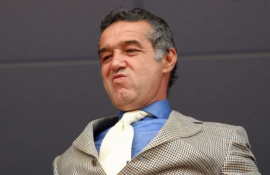 Gigi Becali, patronul FCSB din anul 2003