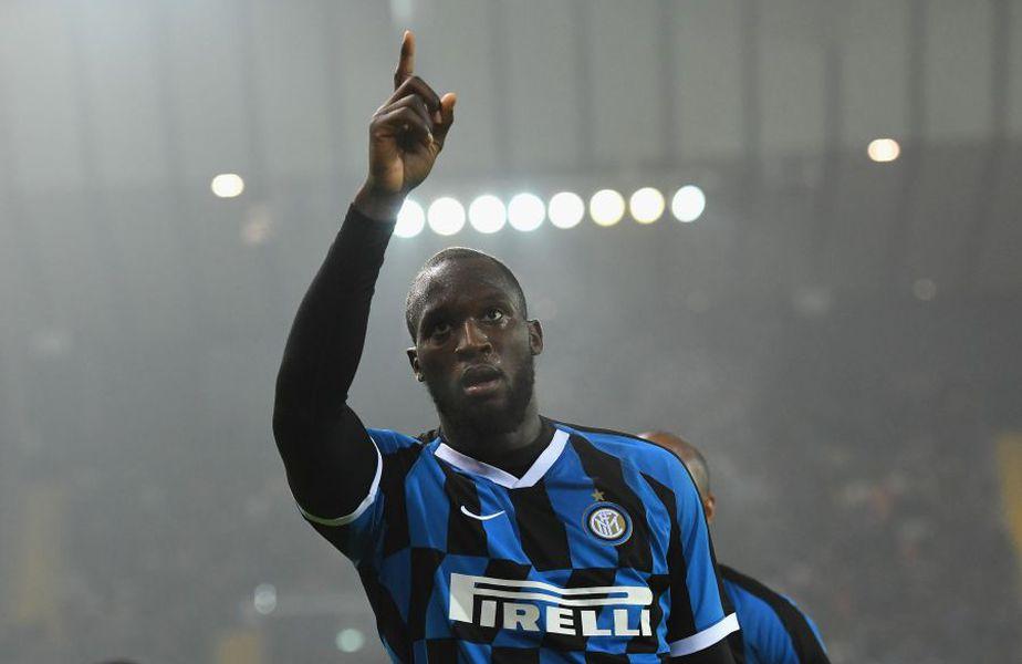 Romelu Lukaku, Inter Milano // Sursa: Getty