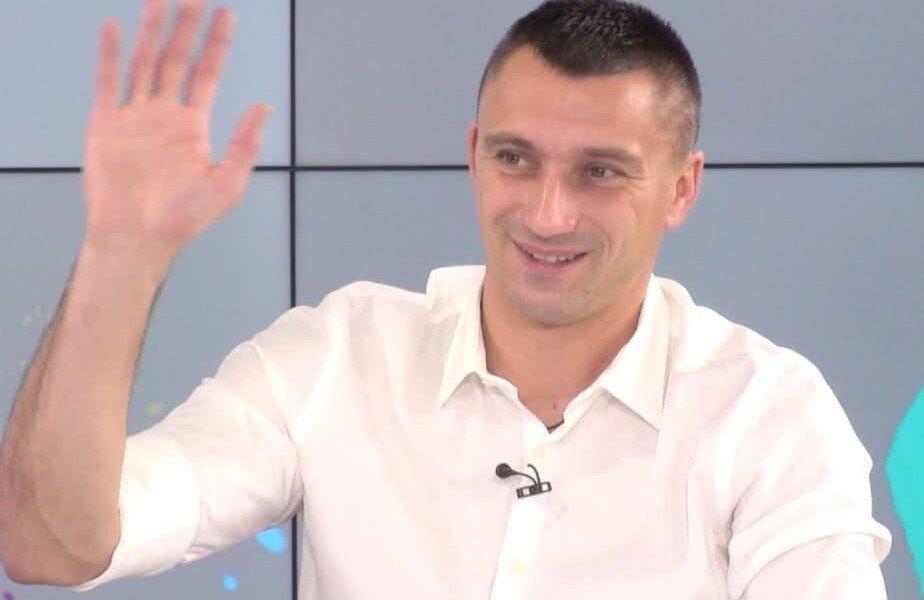 Vasili Hamutovski a fost unul dintre cei mai apreciați străini din istoria Ligii 1
